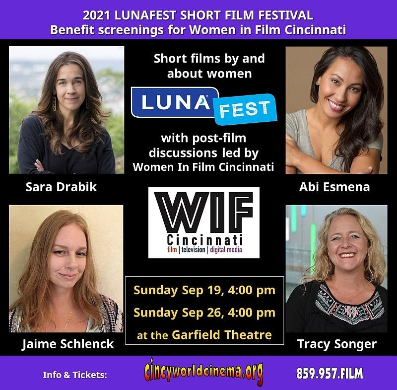 Lunafest 2021 Speakers